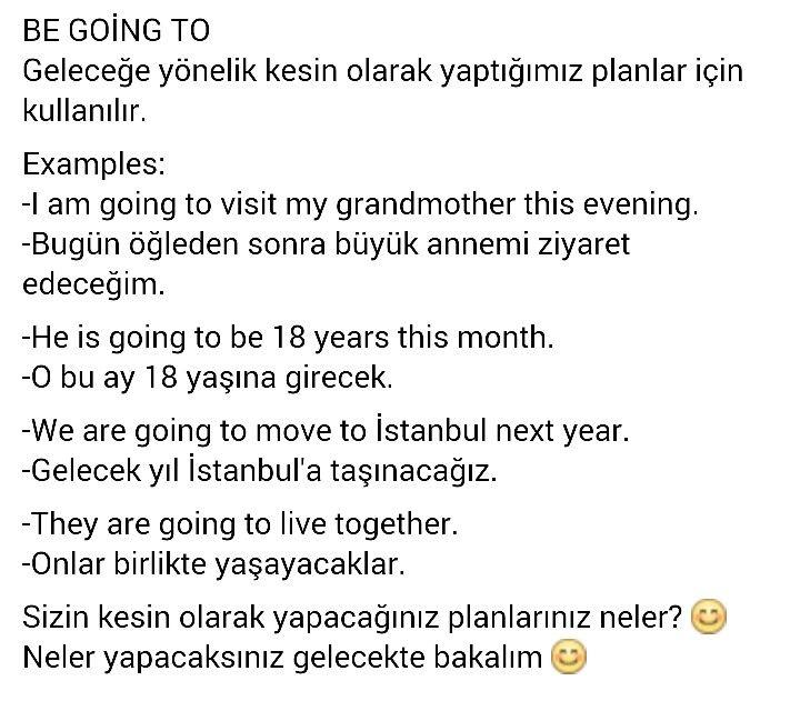 how to make turkish sentences