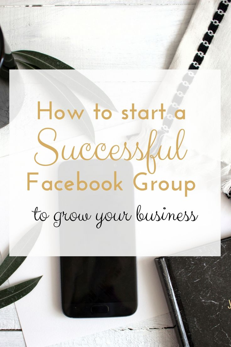 Starting your own group allows to create an online community that knows you, appreciates you, trusts you, and will spread the word about you.