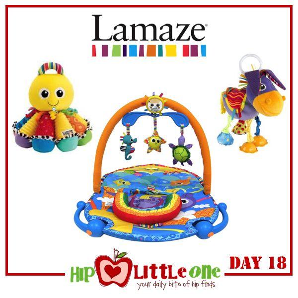 Win a $199 Lamaze Prize Pack