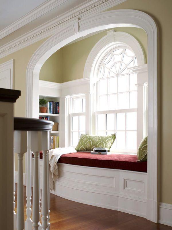 Bay Window Nook 326 best book nook & window seats images on pinterest | home