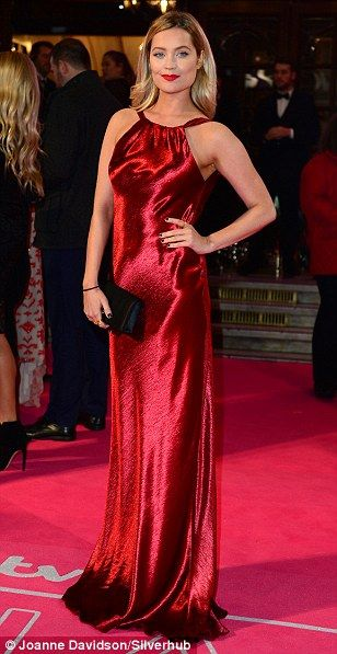 Holly Willoughby, Susanna Reid and Laura Whitmore dazzle at ITV gala