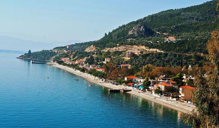 Ilia village! #Edipsos