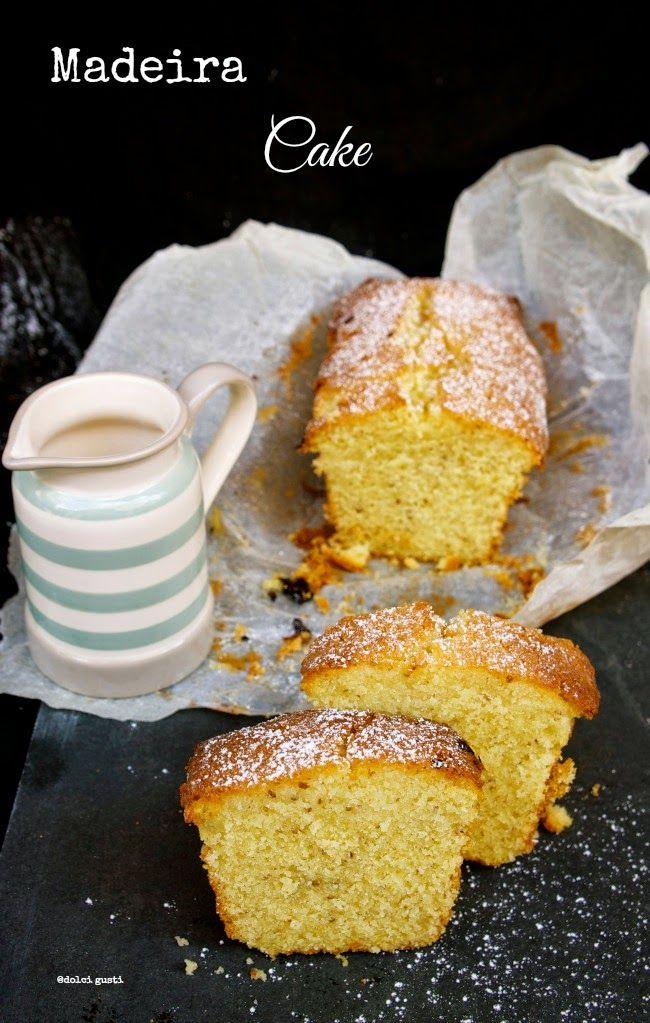 Dolci Gusti: Madeira Cake di Donna Hay