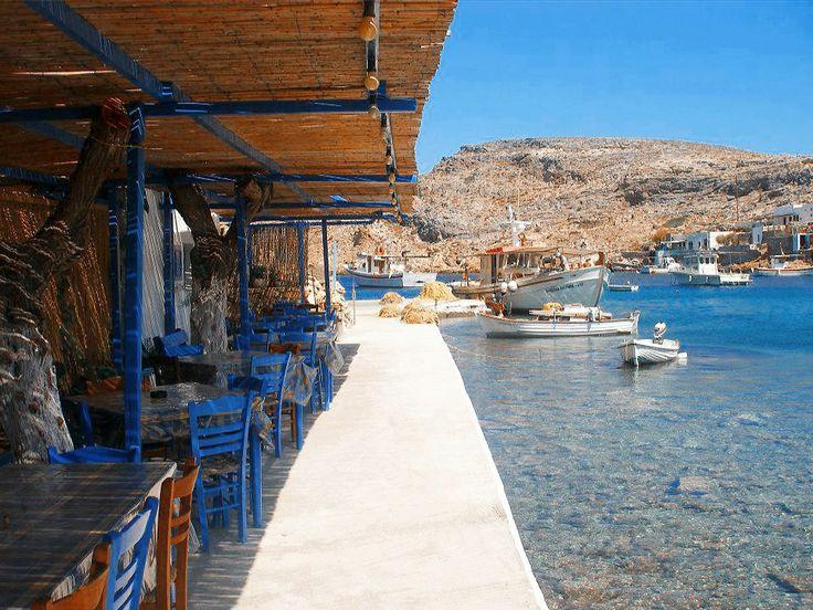 Tavern. Sifnos island.