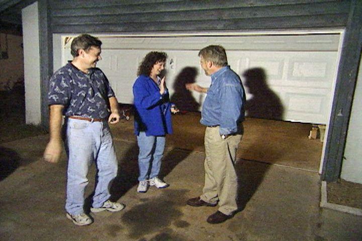 how to install an electric garage door opener #diy