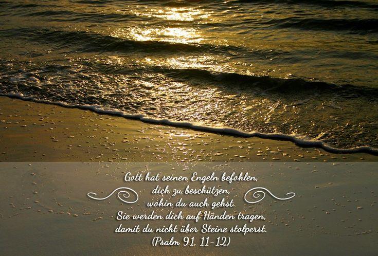 Adventskalender 2014: 24 kleine Wortgeschenke - Kostenloser Download: Bibelvers (Psalm 91, 11-12)