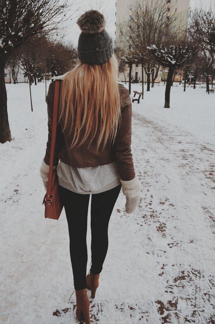 fall/winter layers