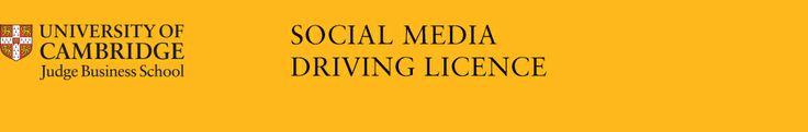 The CJBS Social Media Driving Licence