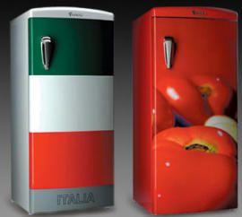 Eye Popping Art Fridges From Italy. Retro AppliancesKitchen ...