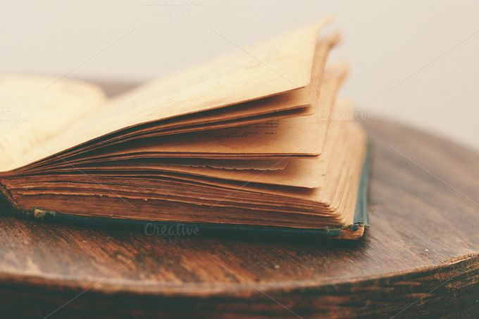 Check out Old Book by Pixelglow Images on Creative Market