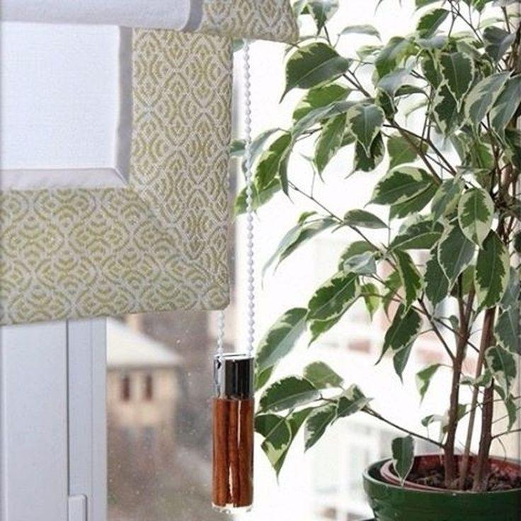 красота в деталях: #римские_шторы с отделкой из #ткани MammaMia #Galleria_Arben. Автор @misselenacurtains #шторы #ткани #fabric #декорокна