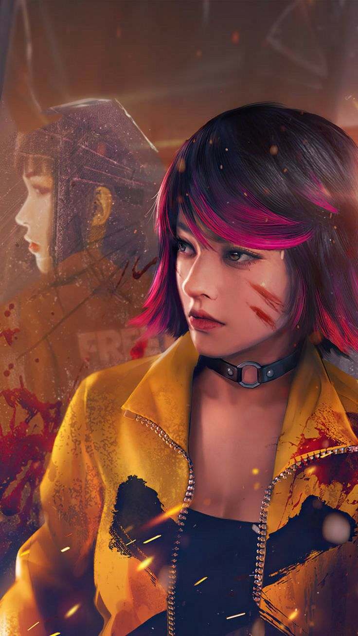 Free Fire Fondos De Pantalla Free Fire Game Wallpaper Alok Free Fire Game Wallpaper Full Hd Cartoon Girl Images Hd Cool Wallpapers Girl Cartoon Background spooky night free fire game