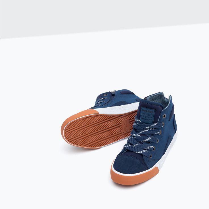 Zapatos naranjas Beck infantiles ALAqC5Xhxs