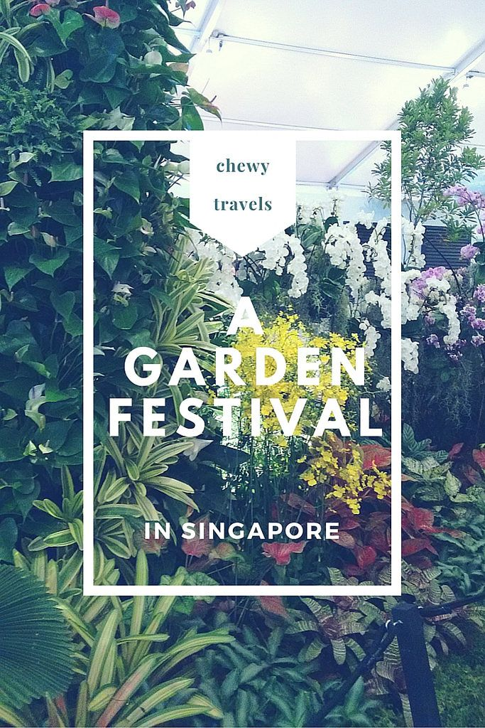 a garden festival in singapore i went to the singapore garden festival last month lots of really fantastic floral displays