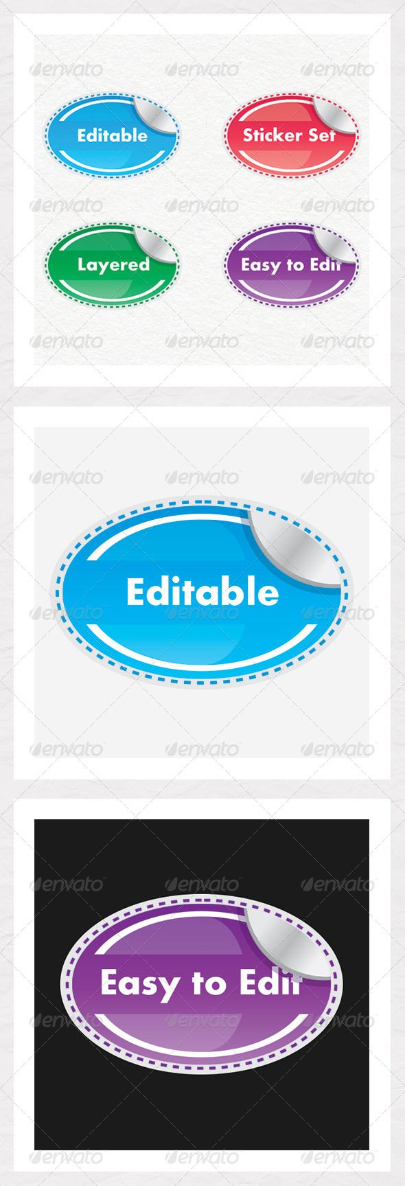 Realistic Graphic DOWNLOAD (.ai, .psd) :: http://vector-graphic.de/pinterest-itmid-1004586232i.html ... Oval Sticker Set ...  blue, color, colorful, colour, colourful, green, internet, label, marker, oval, peel, purple, red, set, stamp, sticker, vector, web, web elements  ... Realistic Photo Graphic Print Obejct Business Web Elements Illustration Design Templates ... DOWNLOAD :: http://vector-graphic.de/pinterest-itmid-1004586232i.html