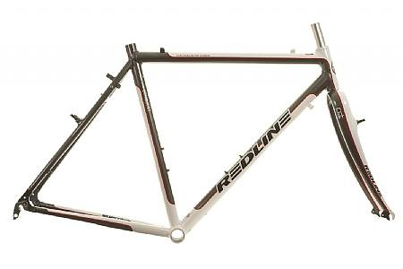 Redline Conquest Cyclocross Frameset - Legendary grassroots racing frameset that keeps you in the lead group for less
