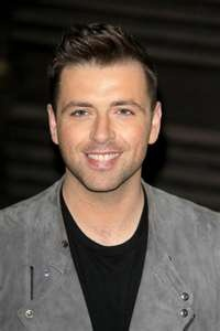 Mark Feehily of Westlife.  My ultimate crush.  I  him x