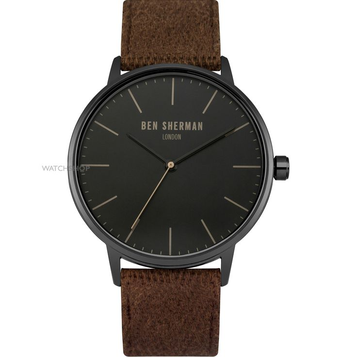 Mens Ben Sherman London PORTOBELLO SOCIAL Watch WB009TB
