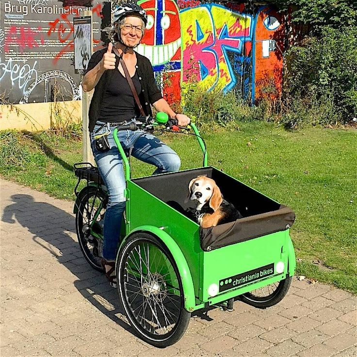 Cargo bike parade - part of 'Aalborg Sustainability Festival  By Kim Aagaard @bicycles_only