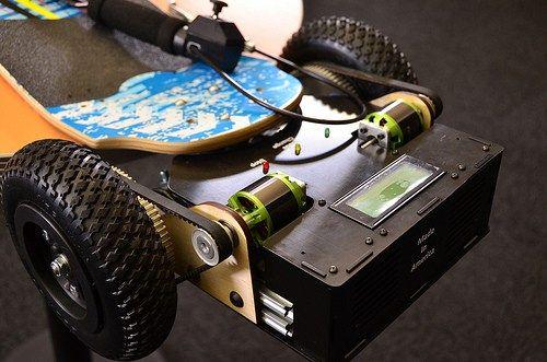Nice Electric Skateboard photos