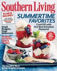 July 2012 Magazine. Light RecipesSouthern Living ...