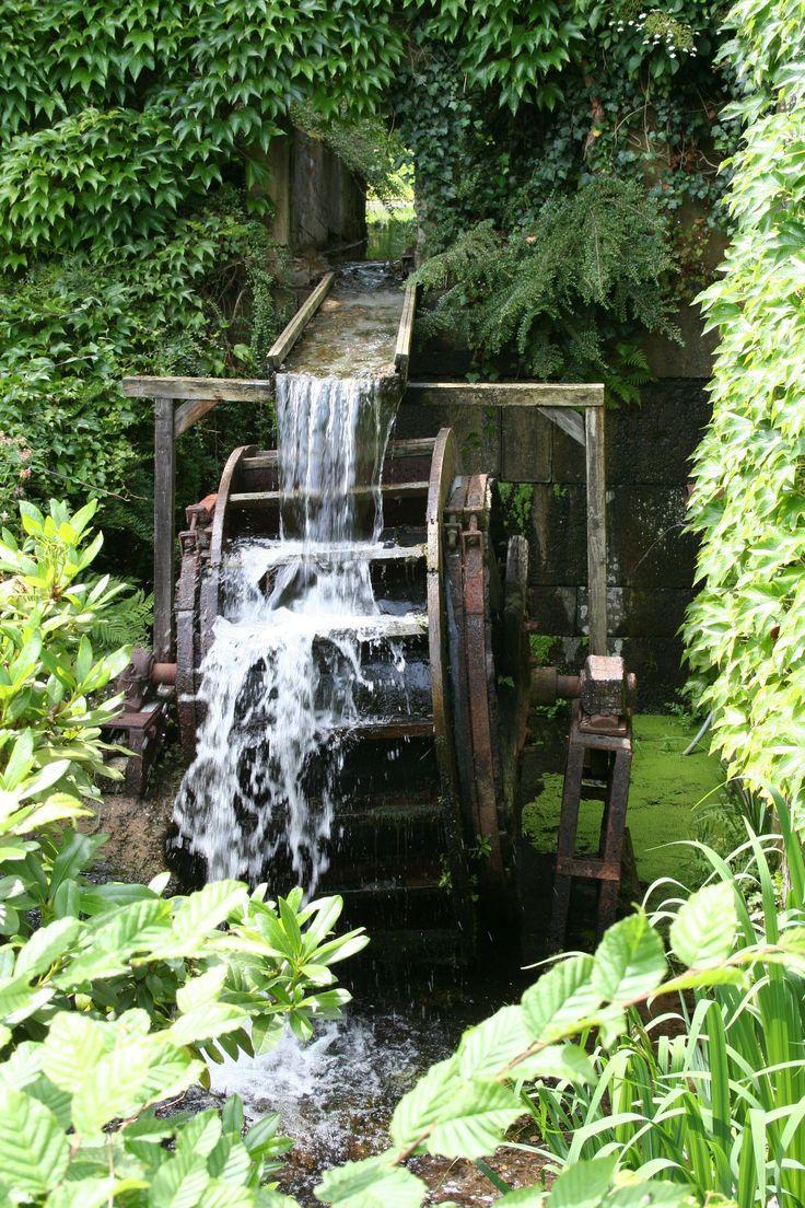 Wassermühle Oyle