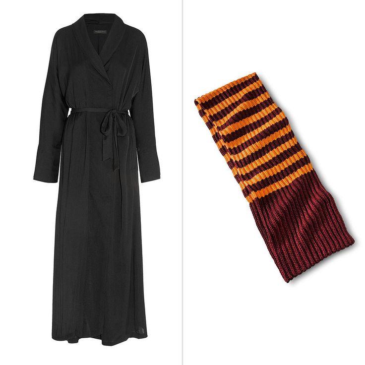 how to dress like a hogwarts student