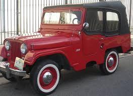 Jeep IKA 1958 (Corto) Ind. Argentina