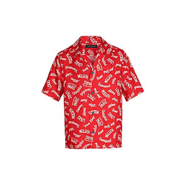 731b336c09 Hawaiian Shirt Men Ready to wear Shirts | LOUIS VUITTON | Shoes and ...