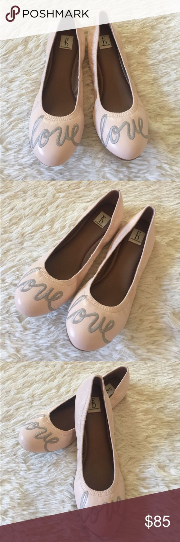 Ellen Degeneres Ballet Flat Brand new condition Super adorable in love Ellen Degeneres Ballet Flat ❌Trade Nordstrom Shoes Flats & Loafers