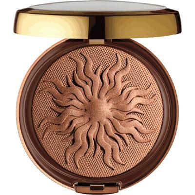 Physicians Formula Bronze Booster Glow-Boosting Airbrushing Bronzing Veil in Medium to Dark. This is so pretty! I think it'd be beautiful as eyeshadow.