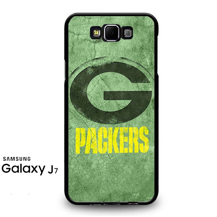 Green Packers Green Wall Samsung Galaxy J7 Prime Case
