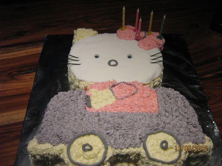 5th Birthday Cake!