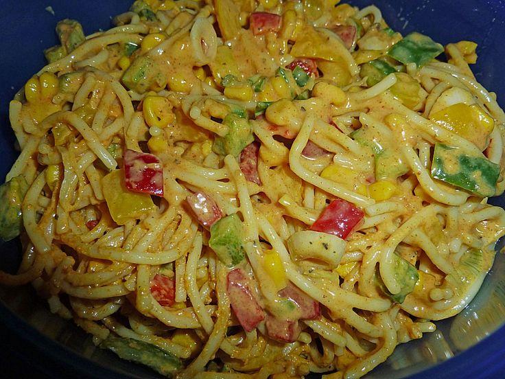Spaghettisalat 3