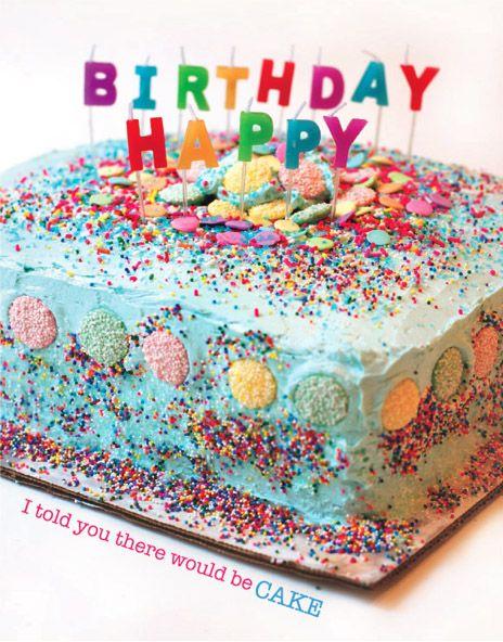 Sprinkles Birthday Cake on FamilyFreshCooking.com: Happy Birthday, Cakes Ideas, Fun Cakes, Fun Birthday, Awesome Cakes, Bday Cakes, Fresh Cooking, Sprinkles Birthday Cakes, Families Fresh