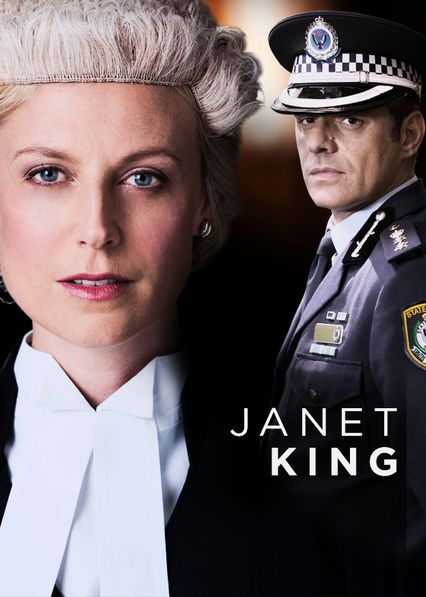 Janet King - This spinoff of 'Crownies' follows the senior crown prosecutor on the case of a high-ranking police officer who assisted in his wife's suicide.