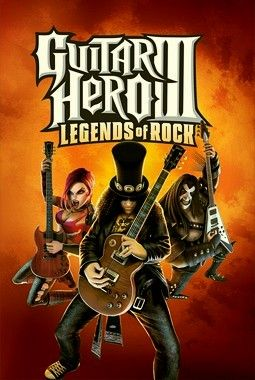 Guitarhero Legend of Rock
