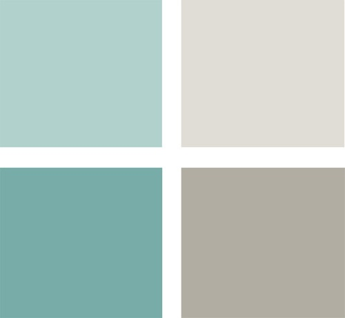 Another Soothing And Serene Palette This Time With Soft