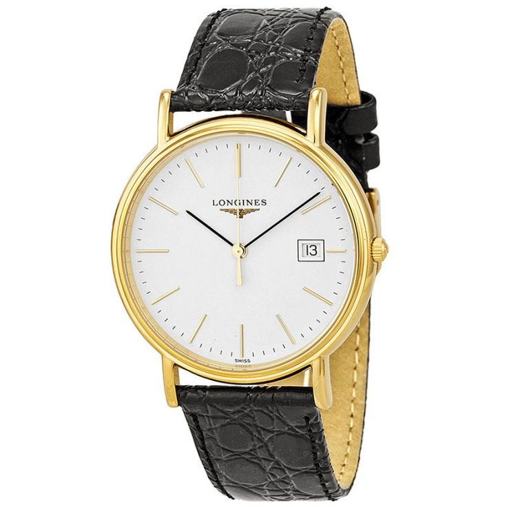 Reloj Longines Presence Hombre L47902122. Relojes Longines Hombre
