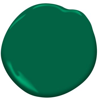 Deep Green 2039-10 | Benjamin Moore