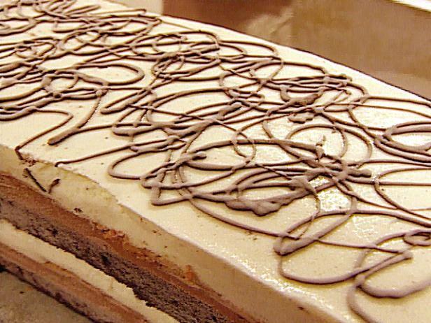 Ice Box Cafe Peanut Butter Ice Cream Cake