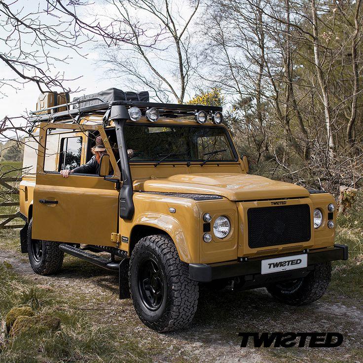 Best 25+ Land Rover Defender Ideas On Pinterest