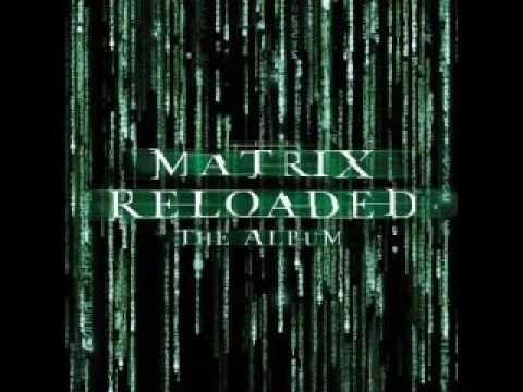 "The Matrix Reloaded:The Album:Track #7 ""Sleeping Awake""- P.O.D. (+ Lyrics)"