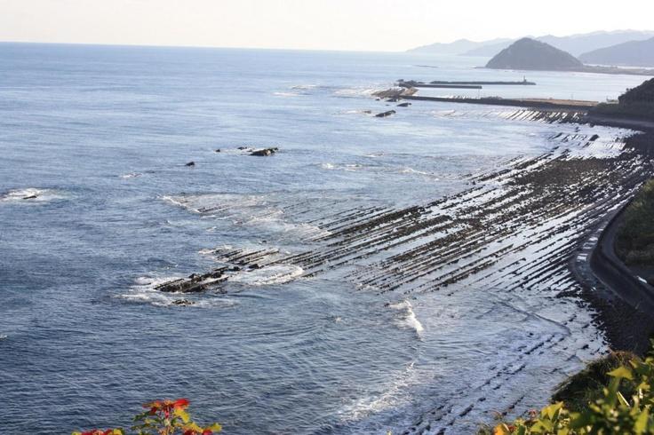 堀切峠  Horikiri-toge Mountain pass