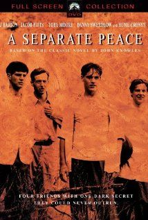 A Separate Peace Poster/IMDB Movie Info