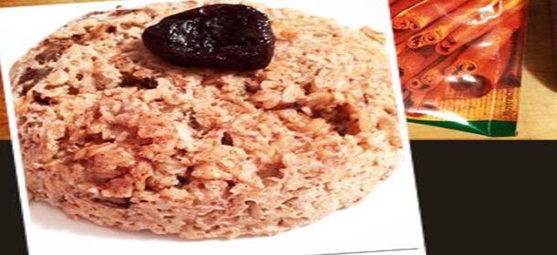 Švestkový nákyp ze šmakouna