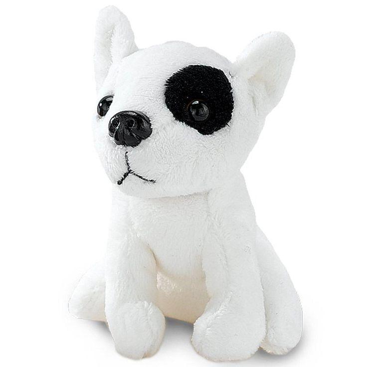 Bull Terrier Mini Plush from BirthdayExpress.com