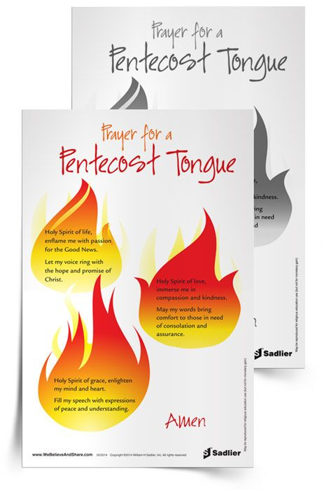 pentecost catholic online