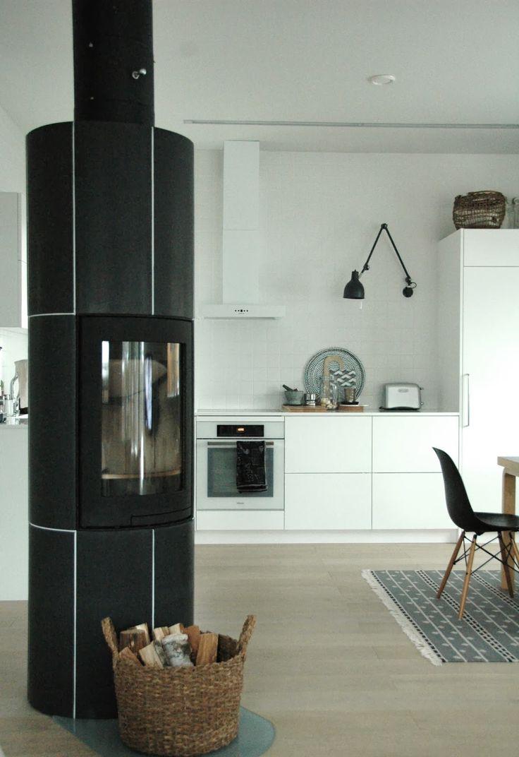 moderni puutalo: Sunnuntaitunnelmia