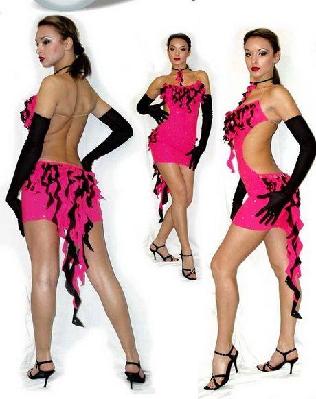 Abiti da ballo latino americano